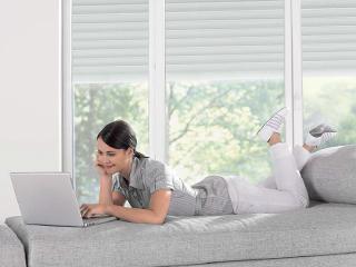 Rolladen-System für Fenster und Türen